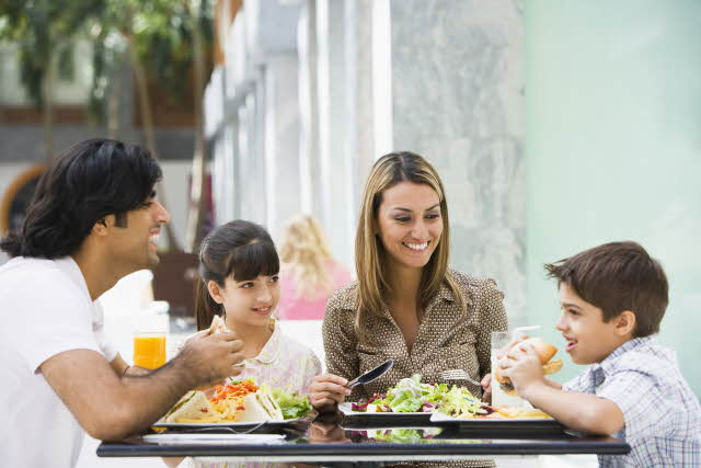 子供の外食