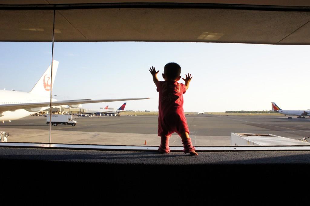 飛行機で気をつけること