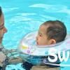 赤ちゃんのスイマーバ(首浮き輪)事故の背景と、髪を洗う際の注意点