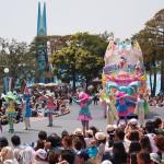 ディズニーランドでパレードを見よう!タイプ別お勧めの場所
