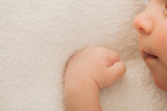 赤ちゃんの眠れる環境作り