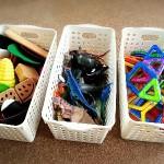 おもちゃ収納はどう作る?子供目線で考える3つのポイント