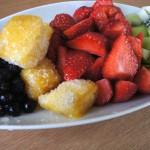 こどもが大好き!切って冷やすだけの冷凍フルーツは超お手軽でおしゃれ