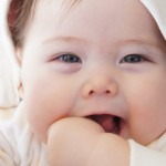 お食い初めの歯固めの意味と入手法!代用される意外な食べ物とは